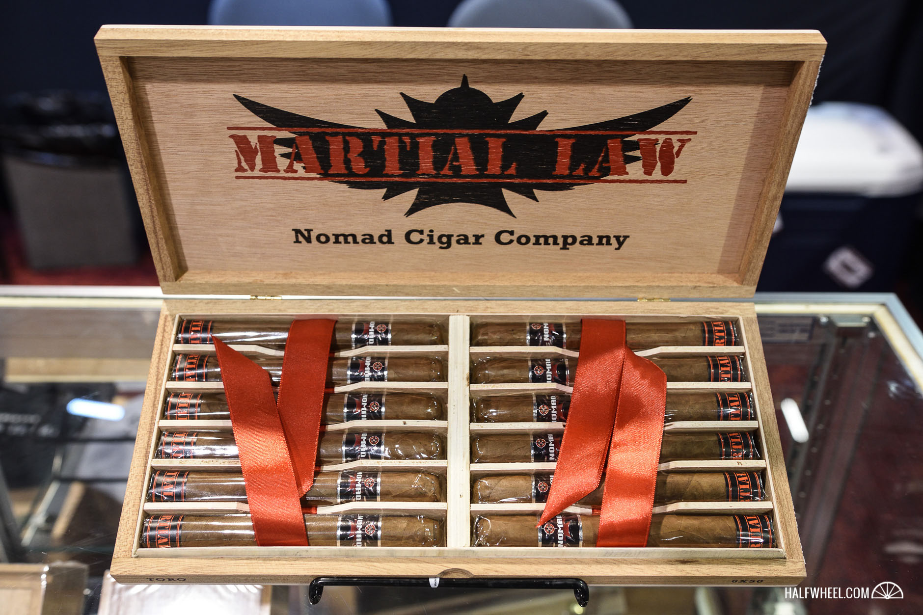 Nomad Cigar Co Martial Law IPCPR 2016