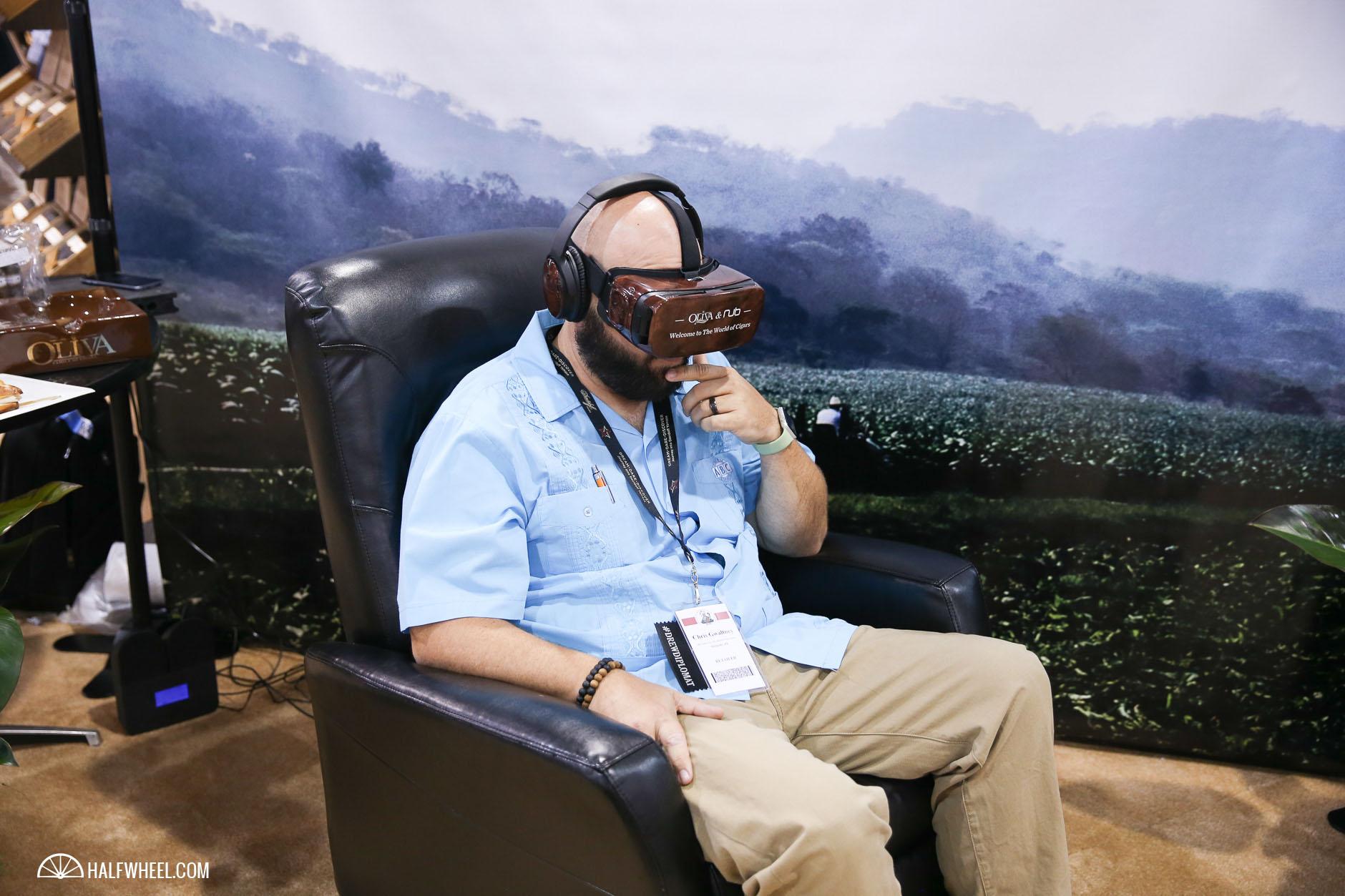 Oliva Virtual Reality