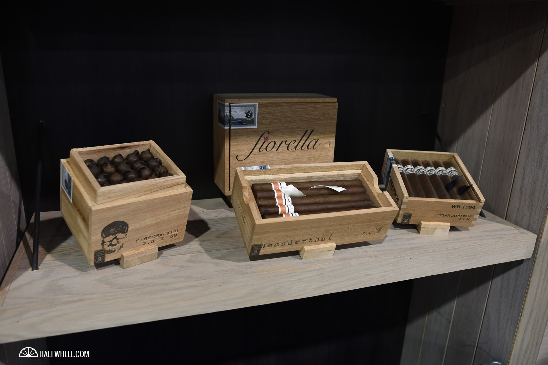 RoMa Craft Tobac Neanderthal OM H-Town IPCPR 2016