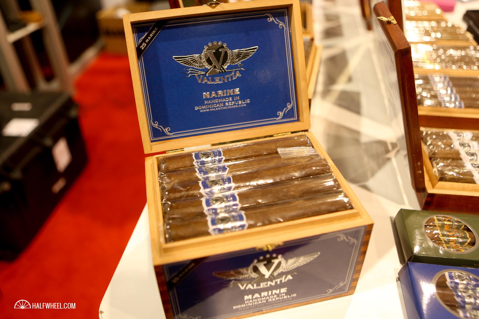 Valentia Cigars Marine IPCPR 2016