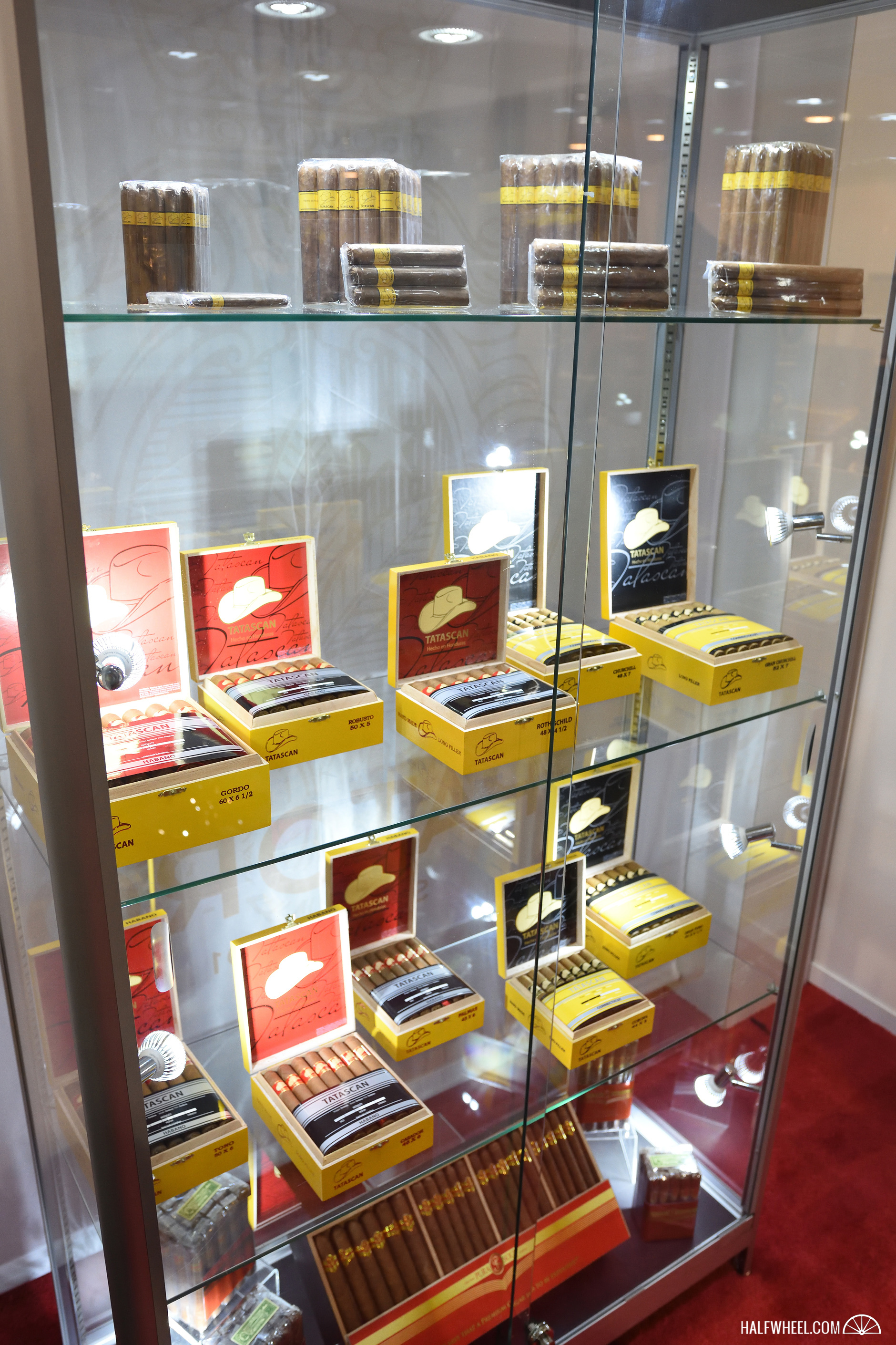 JRE Tobacco Co Tatascan IPCPR 2016