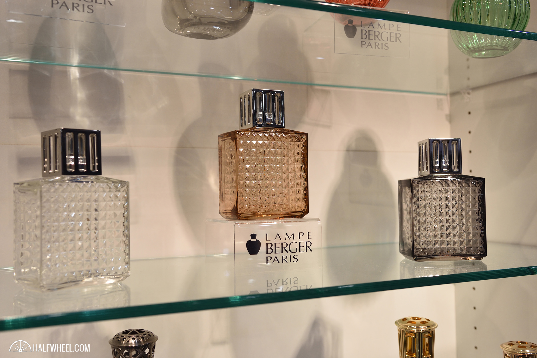 Lampe Berger Paris Diamant IPCPR 2016