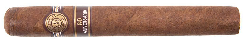 Montecristo 80 Aniversario single