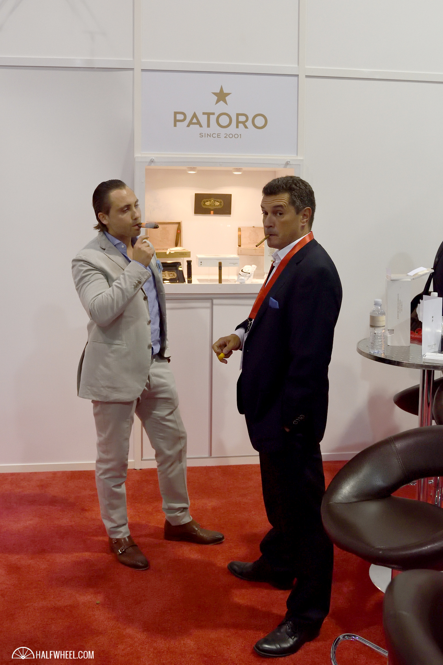 Patoro booth IPCPR 2016