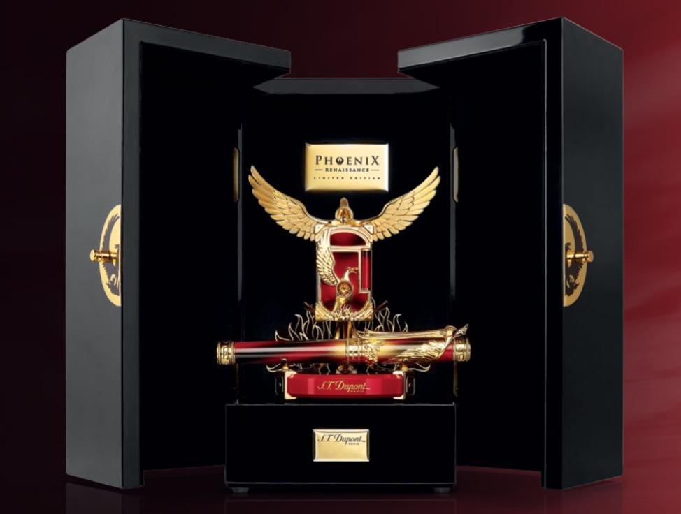 S.T.Dupont Phoenix Renaissance Collector's Edition