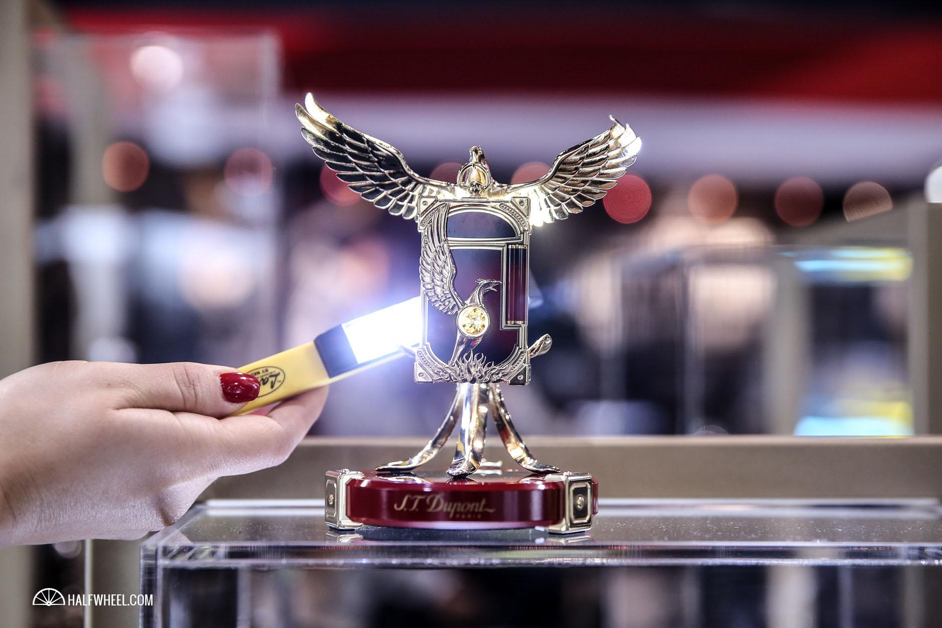 S.T.Dupont Phoenix Renaissance Prestige Lighter