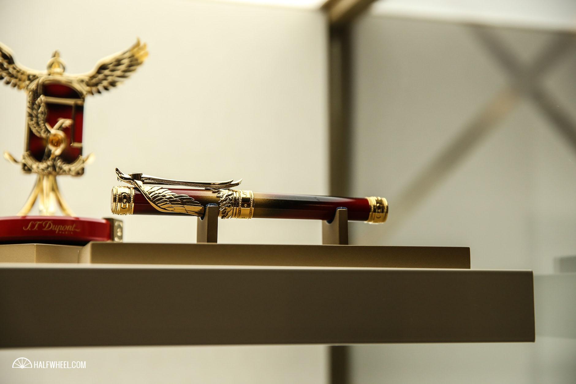 S.T.Dupont Phoenix Renaissance Prestige Pen