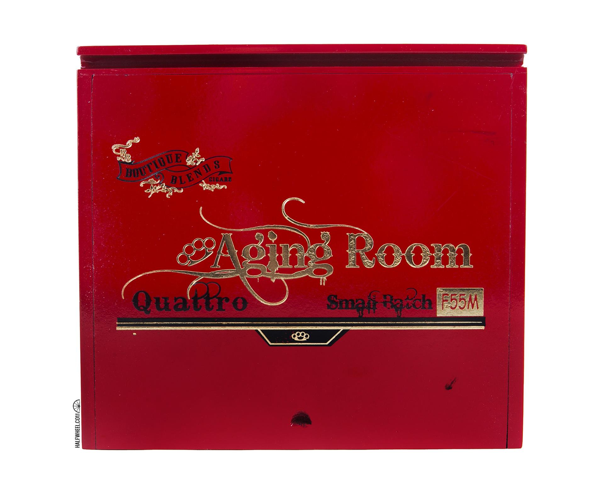 Aging Room Quattro F55M Maduro Concerto Box 1
