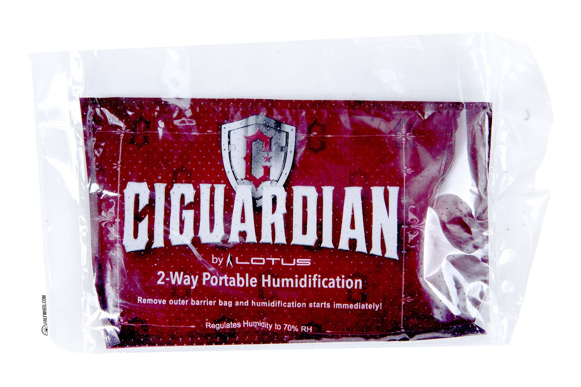 Ciguardian Humidification Pack packaging