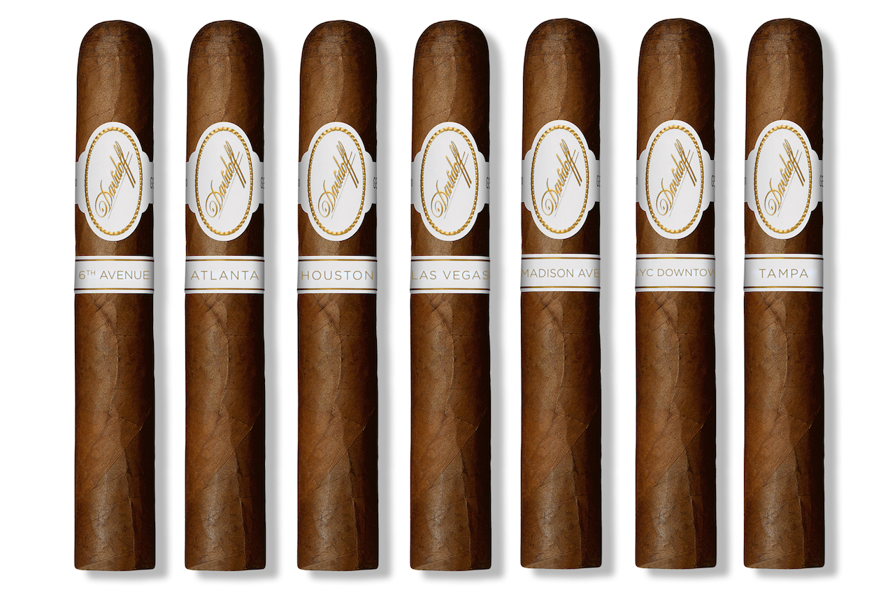 Davidoff Announces Exclusive Editions for Flagship Stores