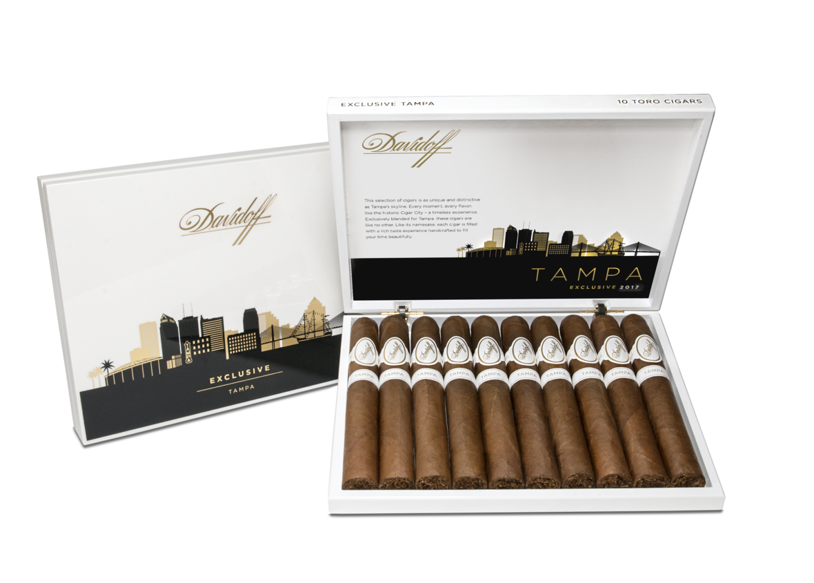 Davidoff Tampa Exclusive 2017