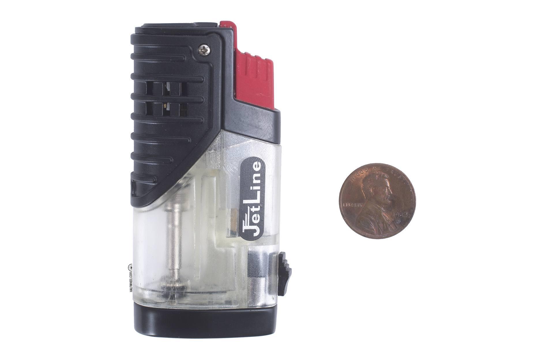 JetLine Patriot Lighter size