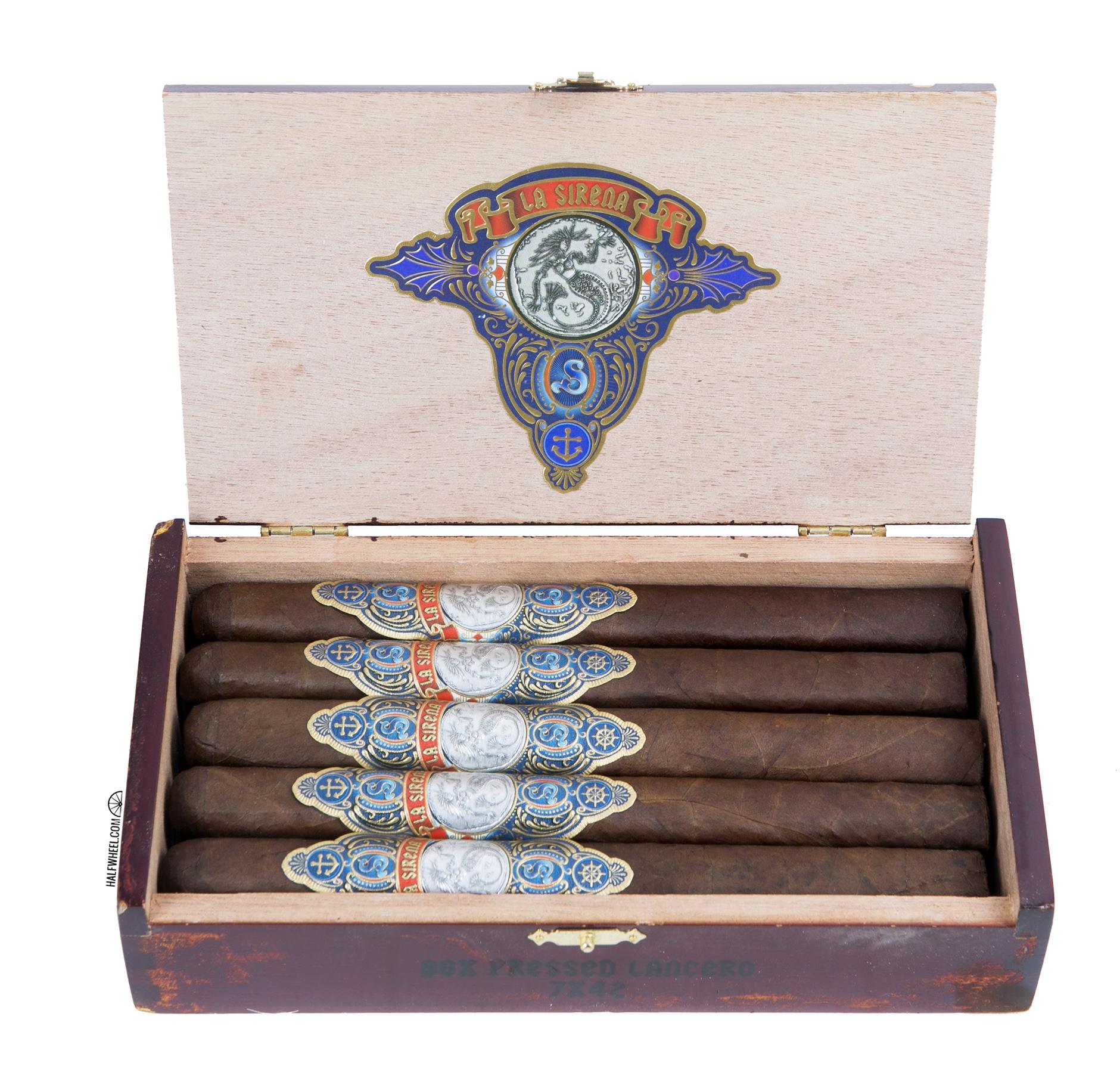 La Sirena Box-Pressed Lancero Box 2