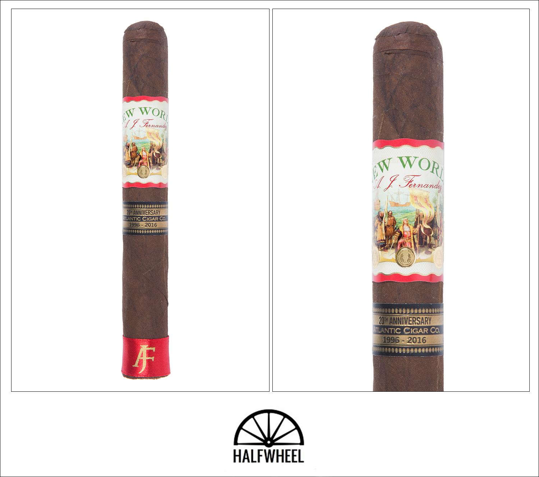 New World Atlantic Cigar 20th Aniversario 1