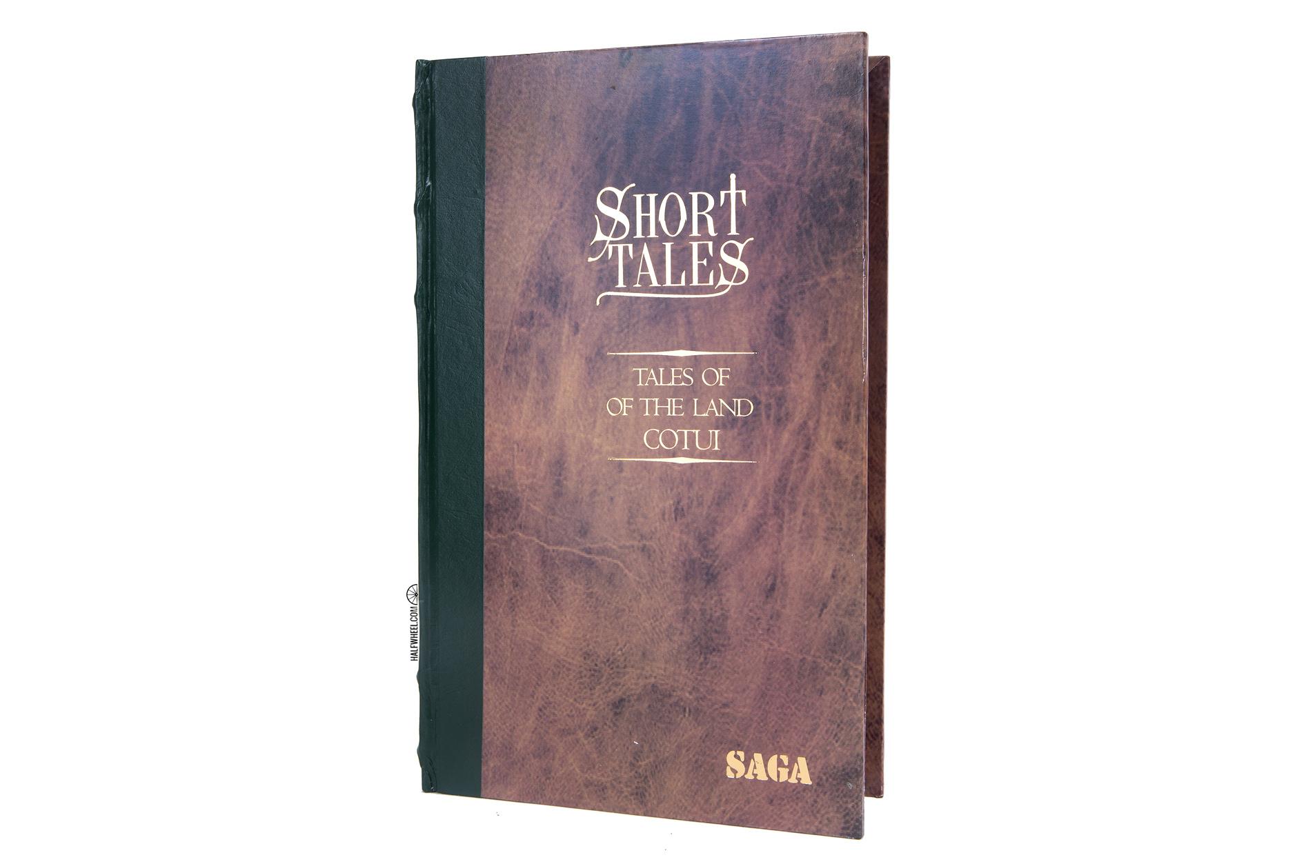 Saga Short Tales Tales of the Land Cotui Box 1