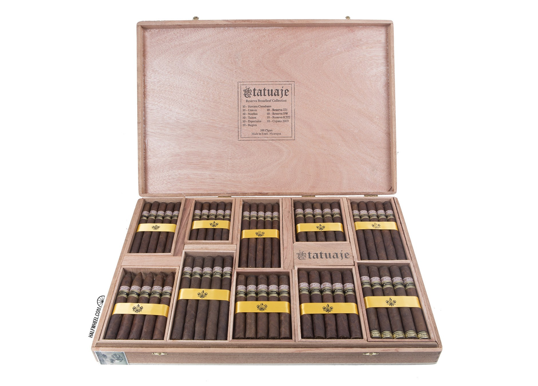 Tatuaje Reserva Broadleaf Collection Box 2