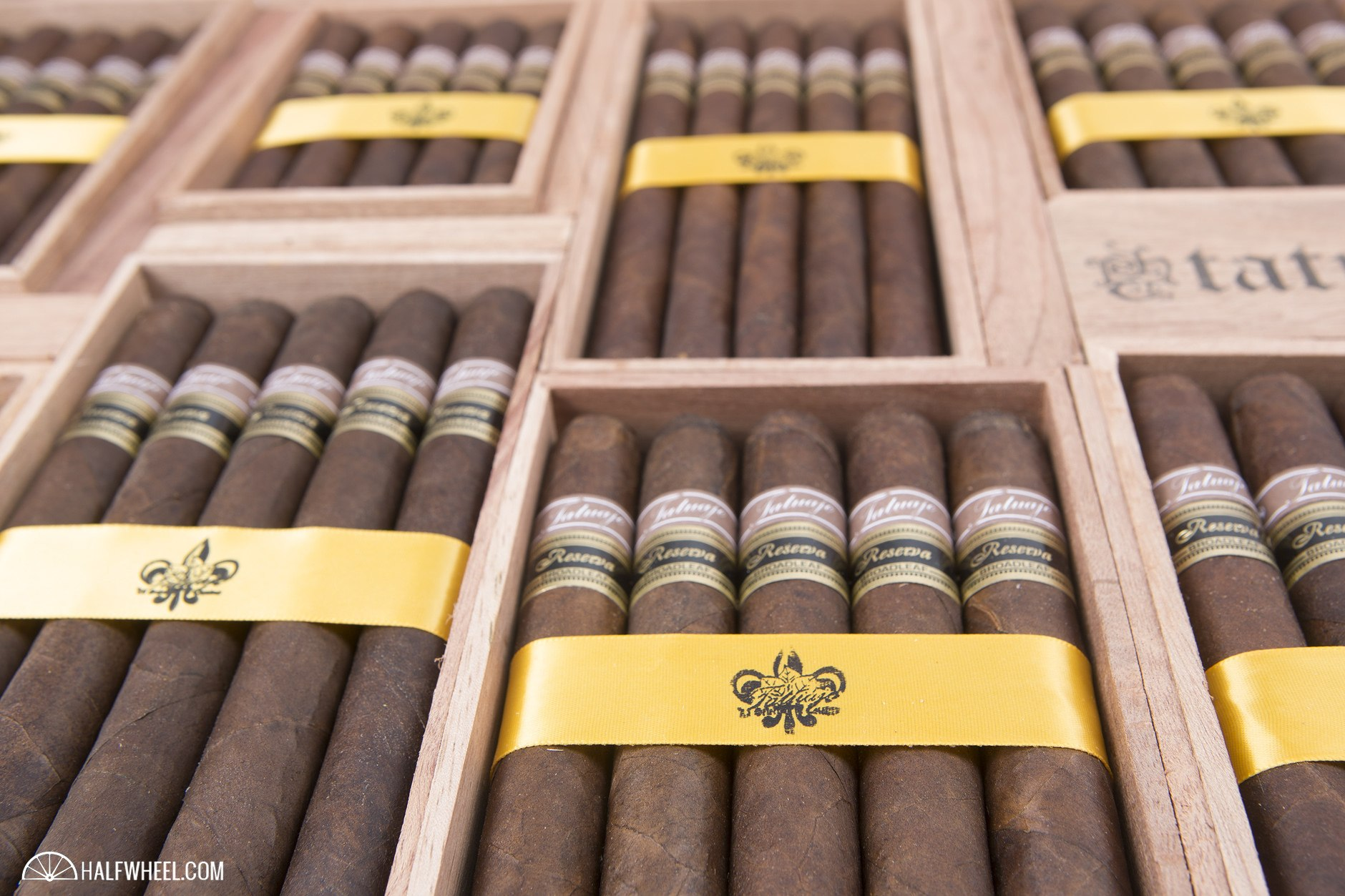 Tatuaje Reserva Broadleaf Collection Box 3