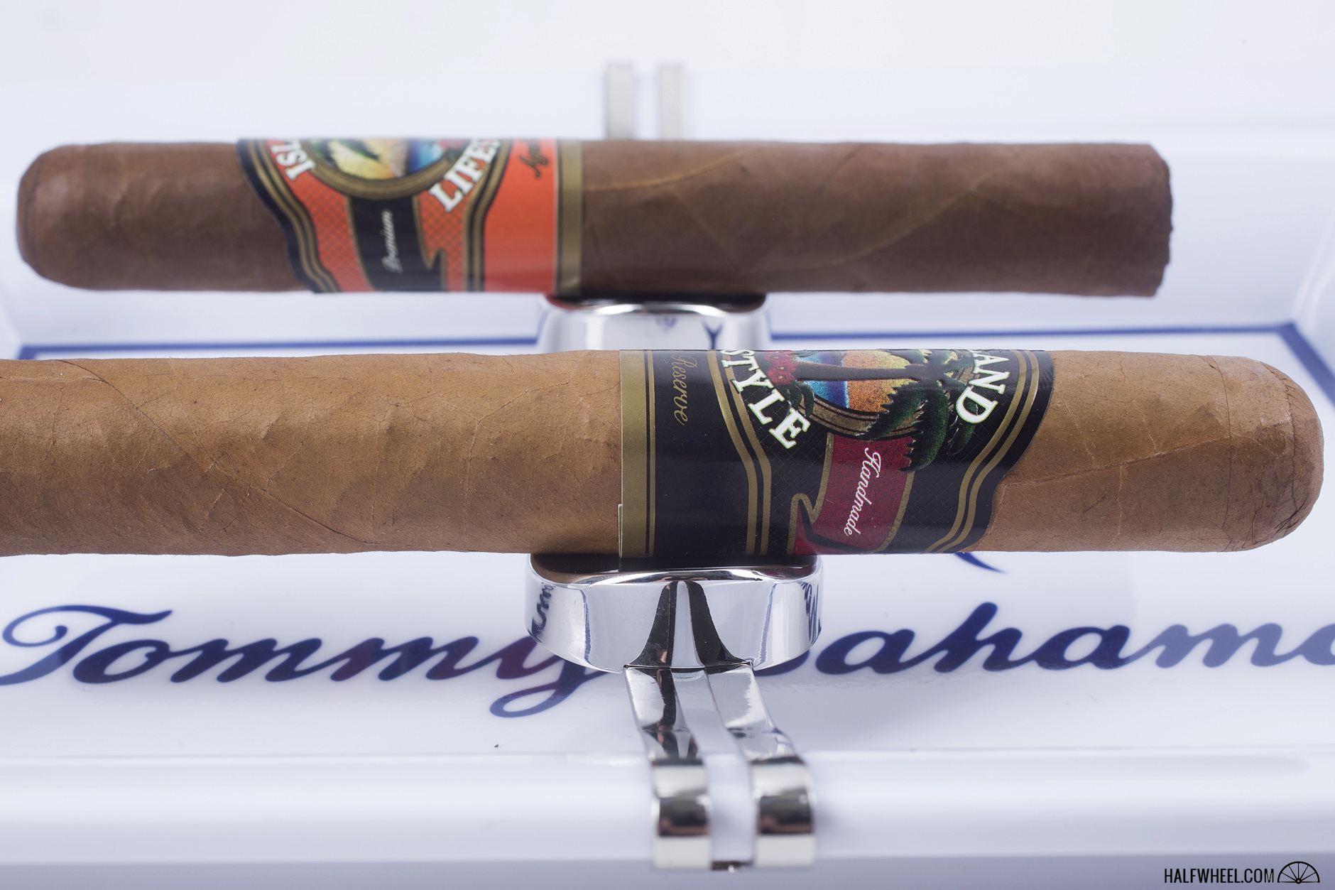 Tommy Bahama Marlin Ashtray Cigar