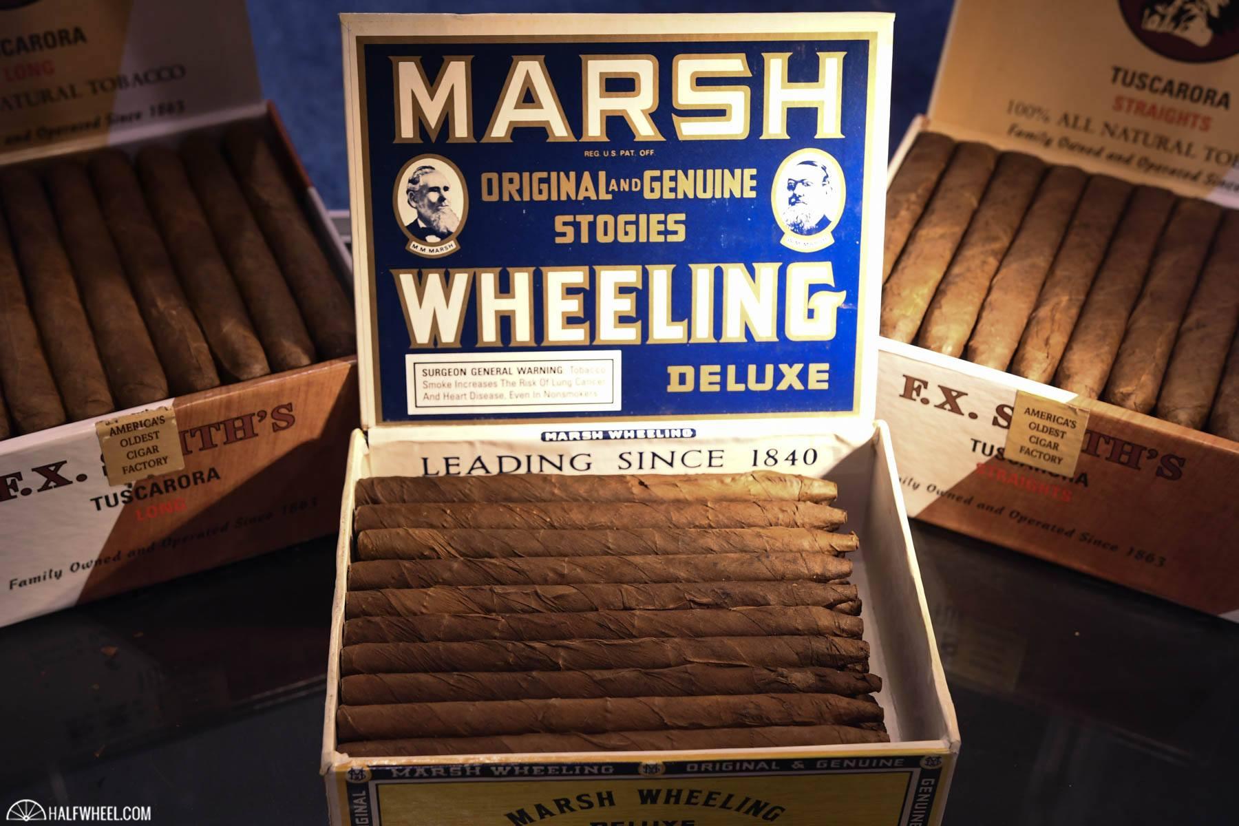 IPCPR 2018: Topper Cigar Co  - halfwheel