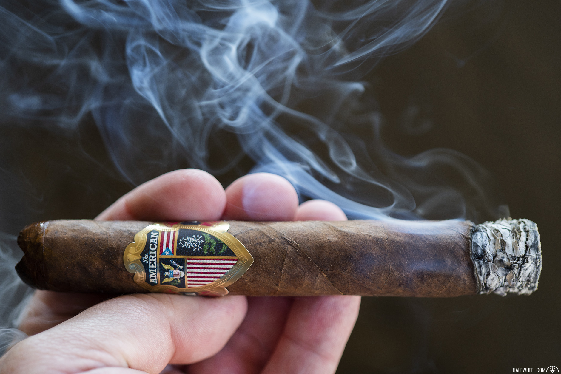 The American No. 2 - halfwheel